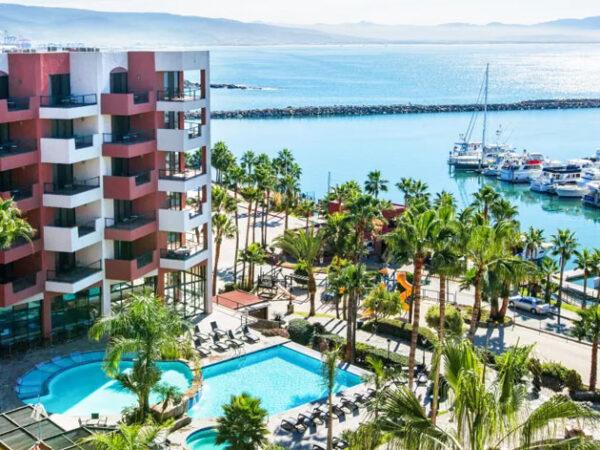 Beachfront Hotels Ensenada