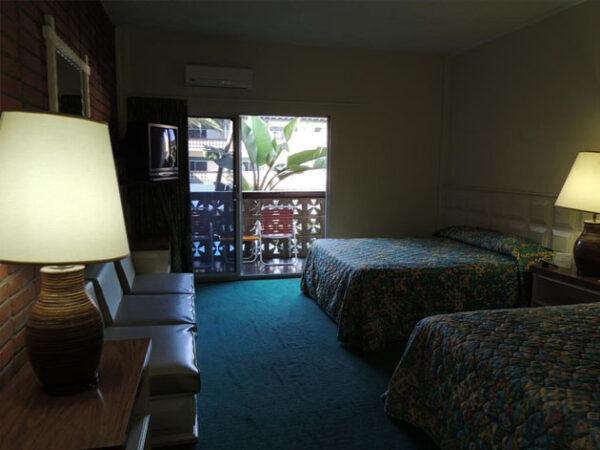 Corona Hotel And Spa Ensenada Accommodations