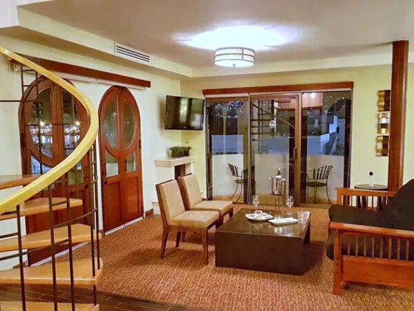 Corona Hotel and Spa Ensenada Living Room