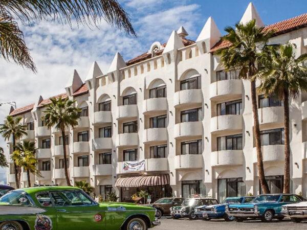 Corona Hotel and Spa Ensenada Mexico