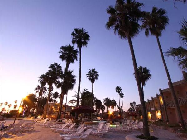 Ensenada Hotels by The Beach