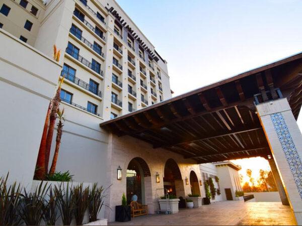 Hotel Lucerna Ensenada