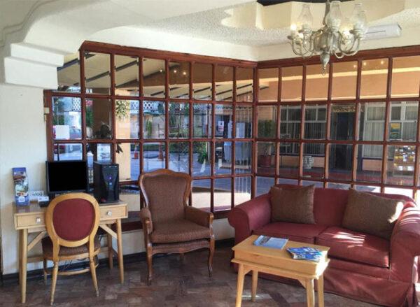 Hotel Posada El Rey Sol Ensenada Baja California