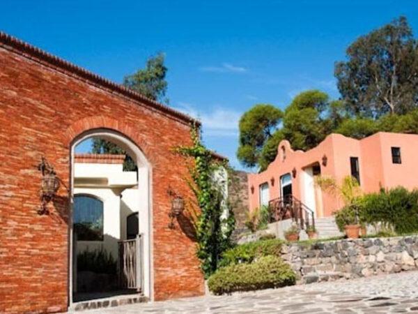 Hotel Quinta Santa Teresa Ensenada