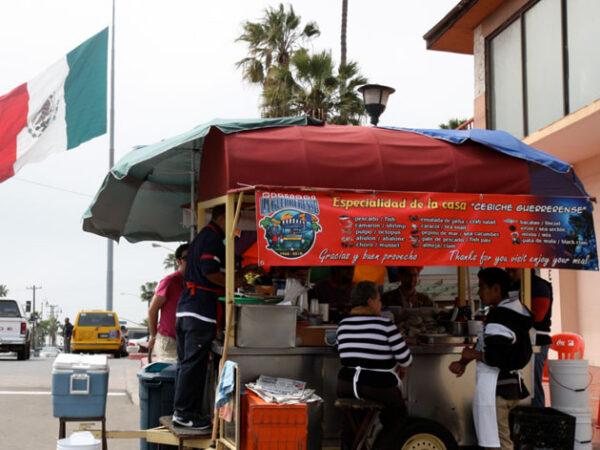 Best Street Food in Ensenada