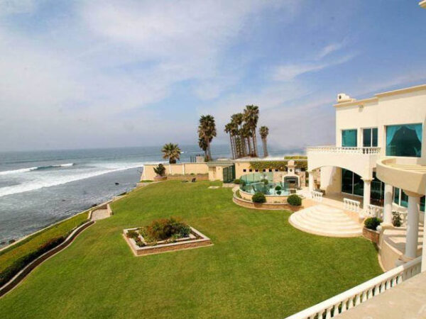 Baja California Beachfront Real Estate