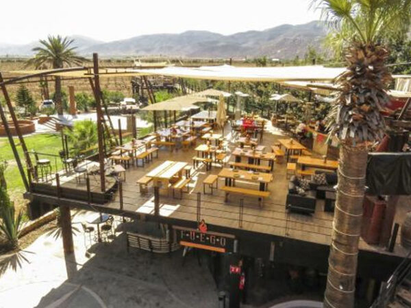 Valle De Guadalupe Restaurants