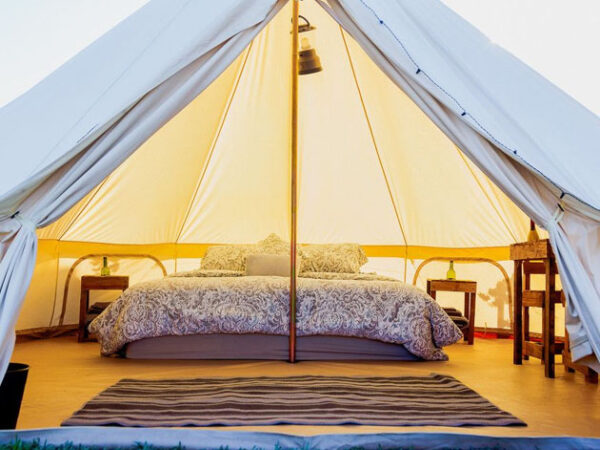 Ensenada Mexico Glamping in the Wine Country