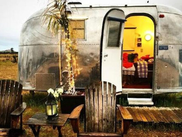 Glamping Baja California Mexico