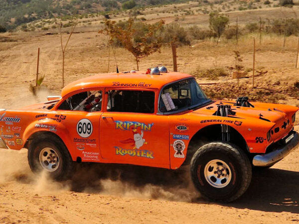 How long does the Baja 1000 take?