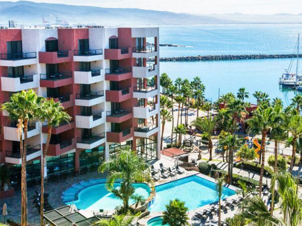 Corona Hotel Amp Spa 【 Ensenada Baja California Mexico